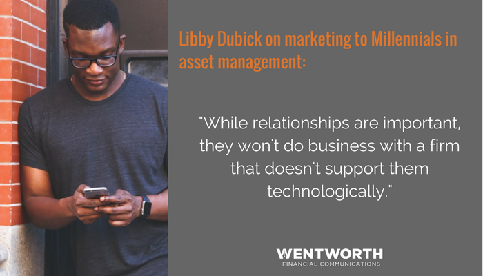 What Asset Managers Need to Know About Marketing to Millennials